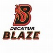 Decatur Blaze logo
