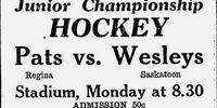 1928-29 SJHL Season