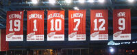 Red Wings retired Banners