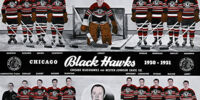 1950–51 Chicago Black Hawks season