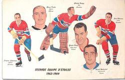 1963-64NHL2AS