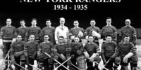 1934–35 New York Rangers season