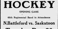 1915-16 Saskatchewan Senior Playoffs