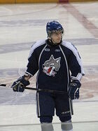 Jake Cardwell of Sudbury Wolves