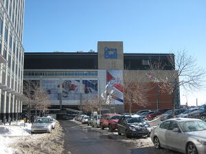 Bell centre2009