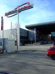 České Budějovice, Gerstnerova, Budvar arena