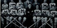 1941-42 OHA Junior B Groupings