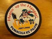 Ice Pilots first season patch