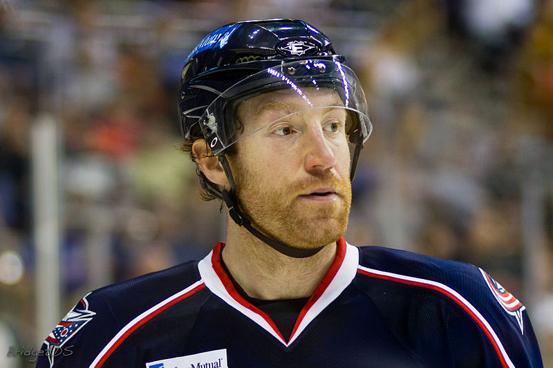 Mike Commodore - Ice Hockey Wiki