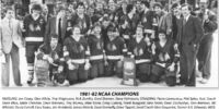 1982 Frozen Four
