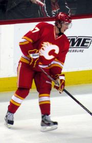 Sven Baertschi debut