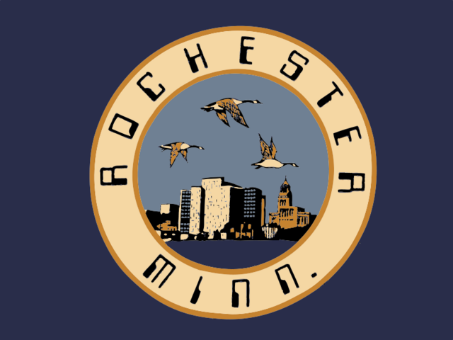 File:Rochester, MN Flag.png