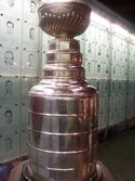 Stanley cup closeup