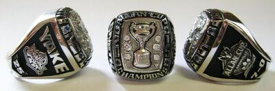 2015 Allan Cup ring