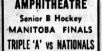 1948-49 Manitoba Senior A Playoffs