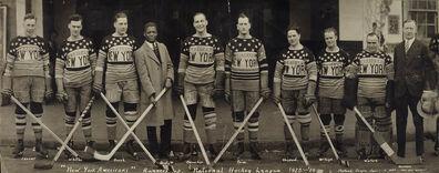 New York Americans 1929