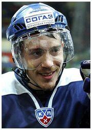 Mattias Weinhandl HC Dynamo Moscow
