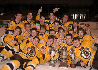 2007 EJHL champs Boston Jr. Bruins