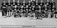 1936–37 Montreal Maroons season