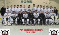 2010-11 Port-aux-Basques Mariners