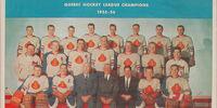 1955-56 QHL Season