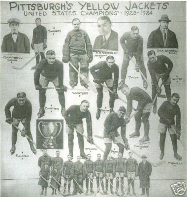 Pittsburgh Yellow Jackets