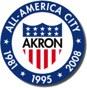 Akron, Ohio Seal