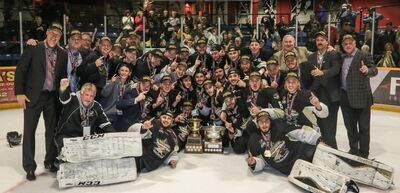 2016 DHC champs Trenton Golden Hawks