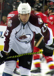 Chris Stewart Avalanche