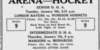 1925-26 OHA Intermediate Groups
