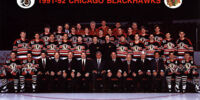 1991–92 Chicago Blackhawks season