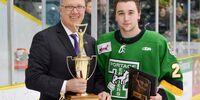 Lorne Lyndon Memorial Trophy