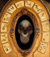 Magic Mirror (Halloween mode)
