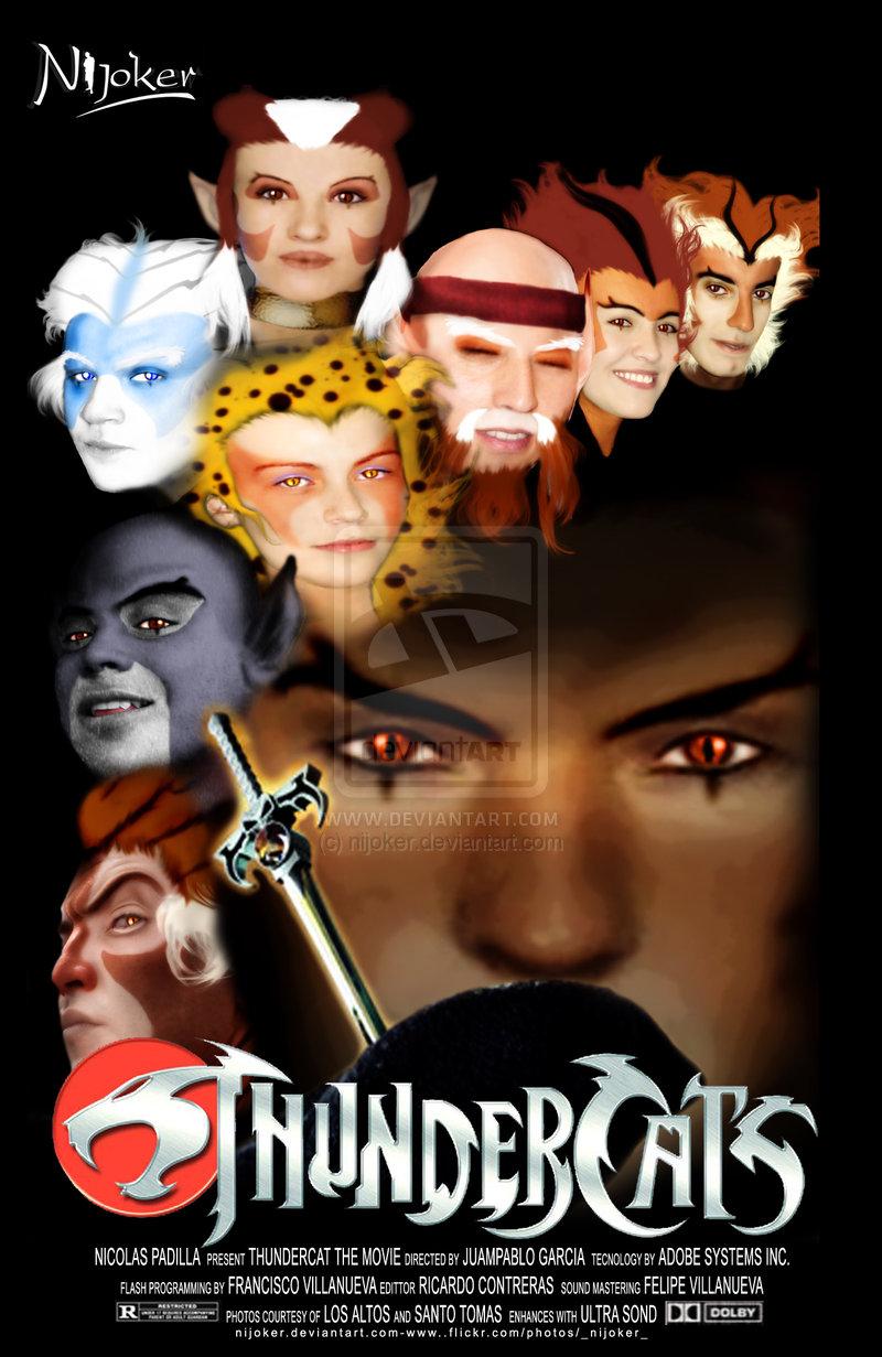 Thundercats Movie