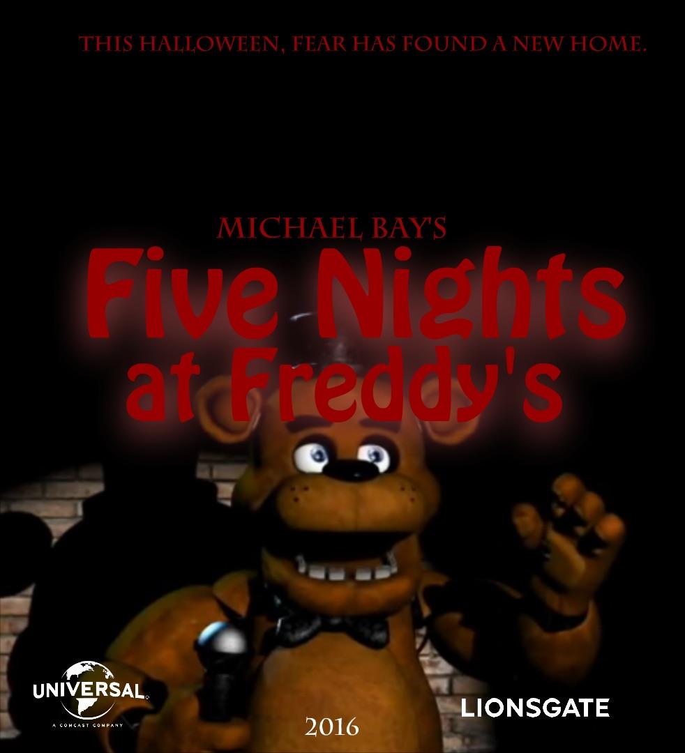 Five Nights At Freddy S 2016 Idea Wiki Fandom