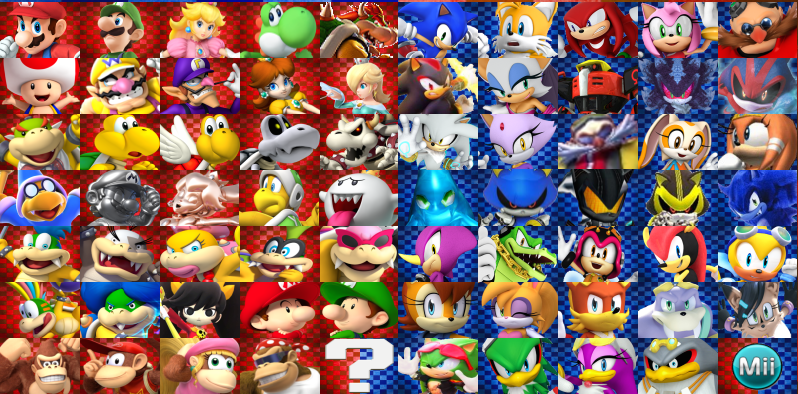 Mario And Sonic X Kingdom Hearts Idea Wiki FANDOM