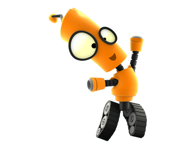 Image Orbit Character Of Rob The Robot jpg Idea