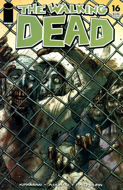The Walking Dead Vol. 16: A Larger World Image Paperback Comic Book