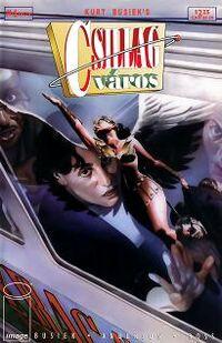 Winged Victory comics