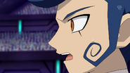 Tsurugi shocked Galaxy 42 HQ