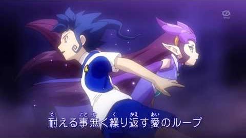Inazuma Eleven GO Galaxy Opening 2 Chikyuu wo Mawase! (地球を回せっ!) HD