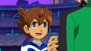 Tenma encouraging Ibuki EP42 HQ