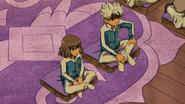Shindou and Ibuki talking with Roglos EP29 HQ