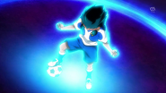Zanakurou unleashing many energy Galaxy 38 HQ