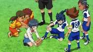 Tsurugi injured Galaxy 13 HQ
