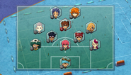El Dorado Team 03's initial formation HQ