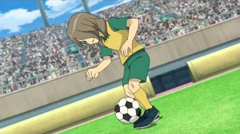 Inazuma Eleven - Kangaroo Kick