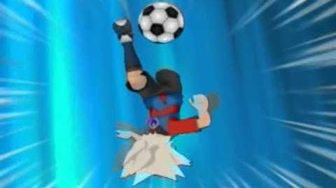 Inazuma Eleven Strikers 2012 Xtreme Hissatsus Meteor Shower