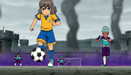 Shindou dribbling back CS 21 HQ