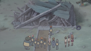 Raimon's destroyed soccer clubroom IE 27 HQ